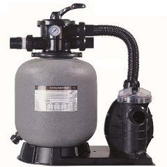 Bazénová piesková filtrácia